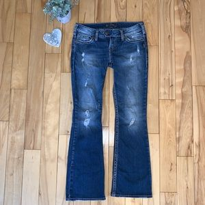 Silver Jeans - Tuesday Low Rise